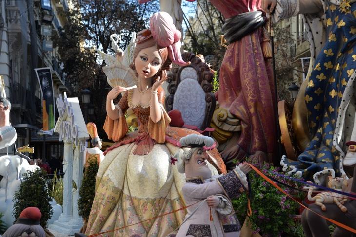 статуи лас файас