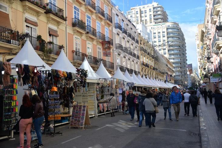 streets valencia