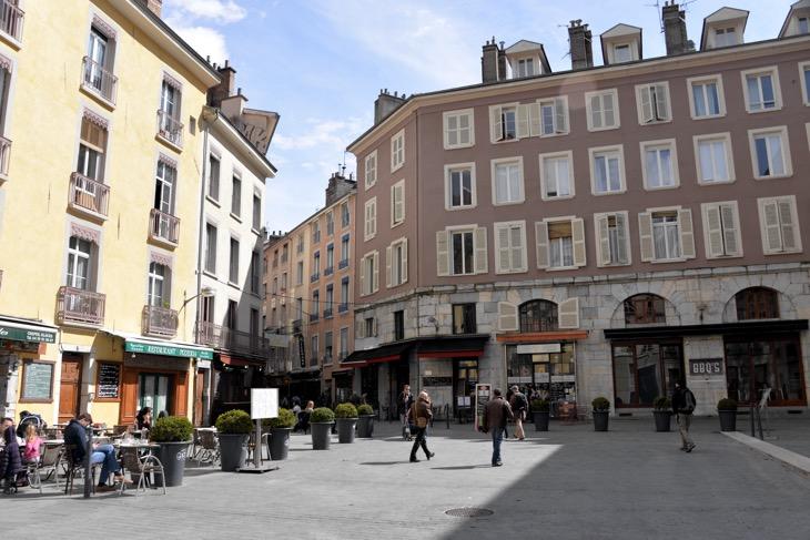 улицы гренобль