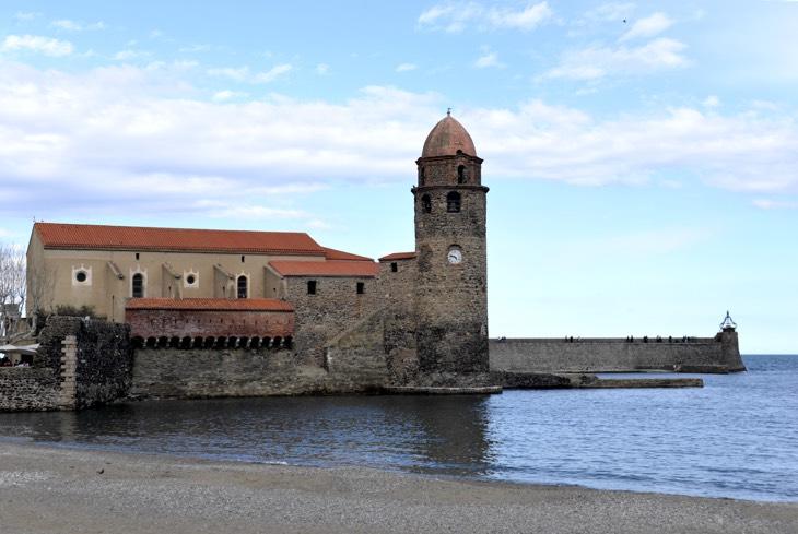 старые замки франции
