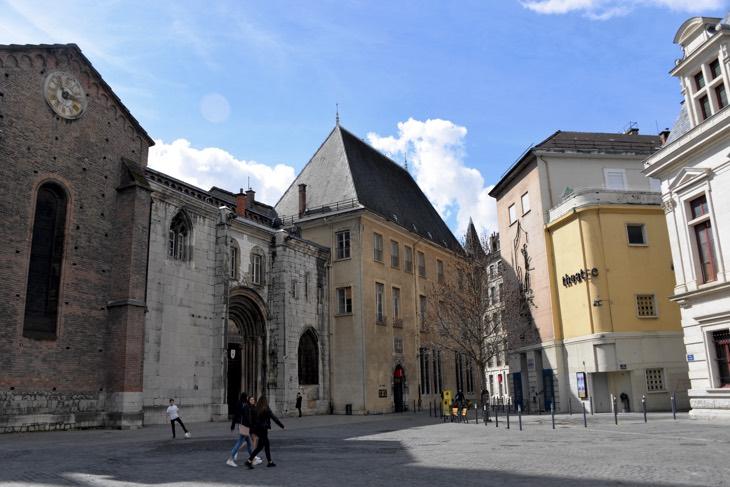 средневековые города франции