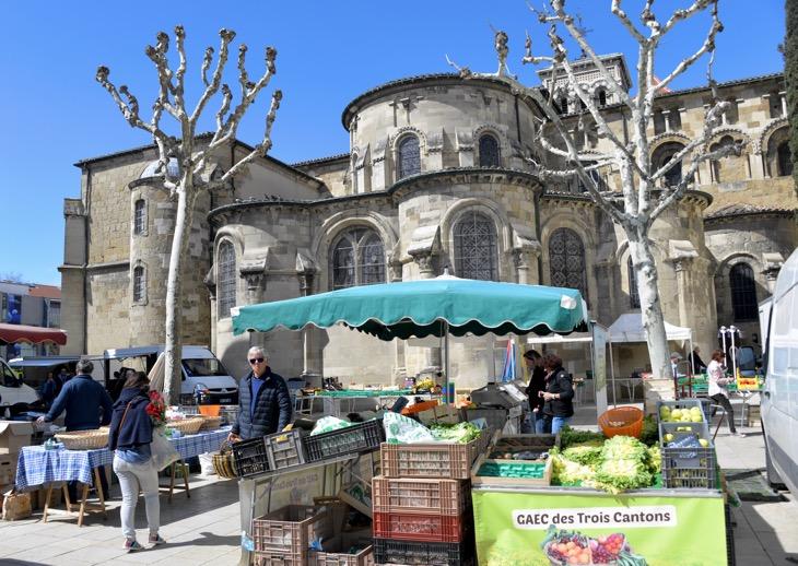 market valence francia