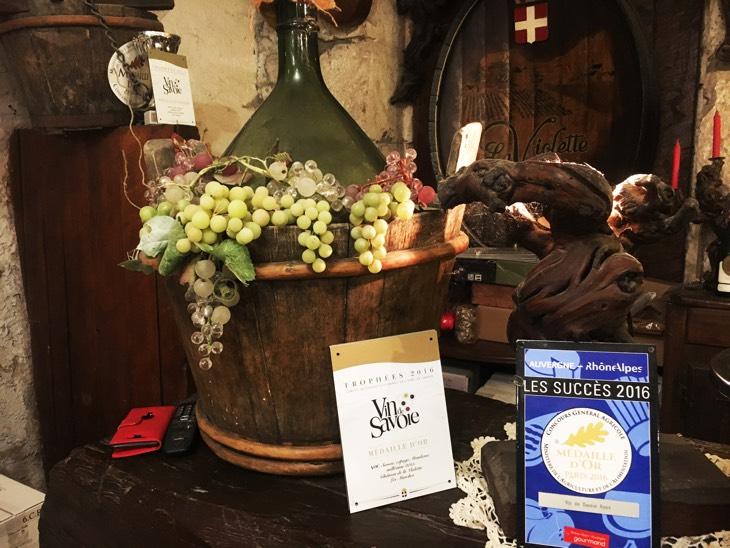 vin rhone alpes