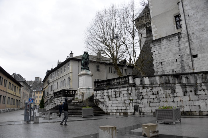 castles france