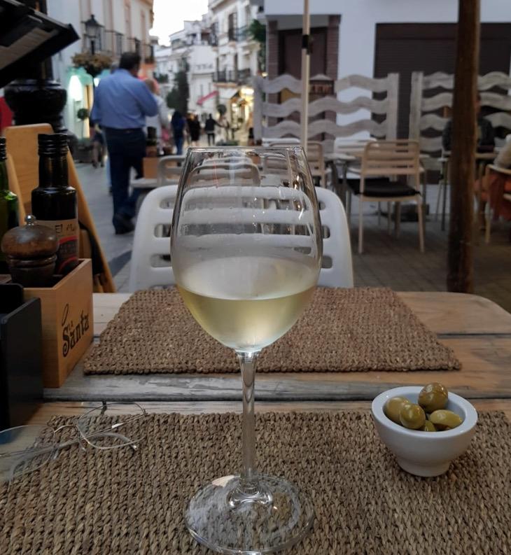 best wine marbella