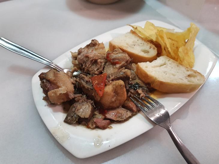 Где поесть на юге Испании
