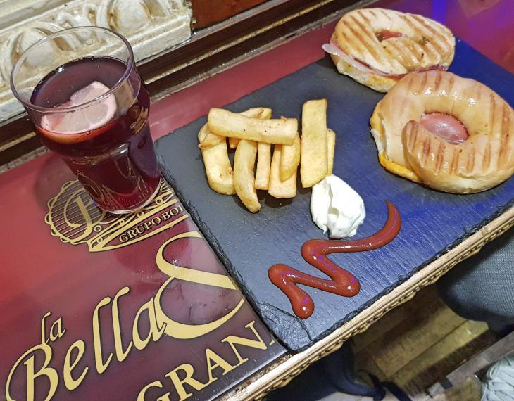Лучшие бары Гранады