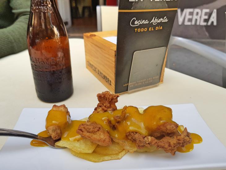 Где, что поесть в Гранаде