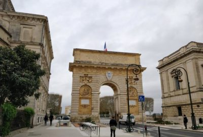 porte de Peyrou