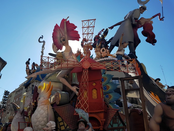 paris falla 2019