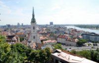 архитектура словакия