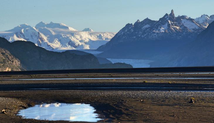 ледники патагония