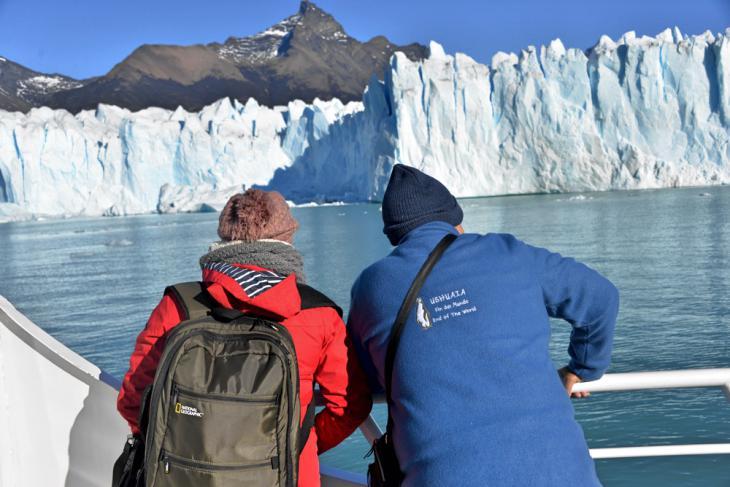 калафате ледник