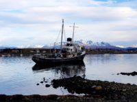 старые корабли ушуая