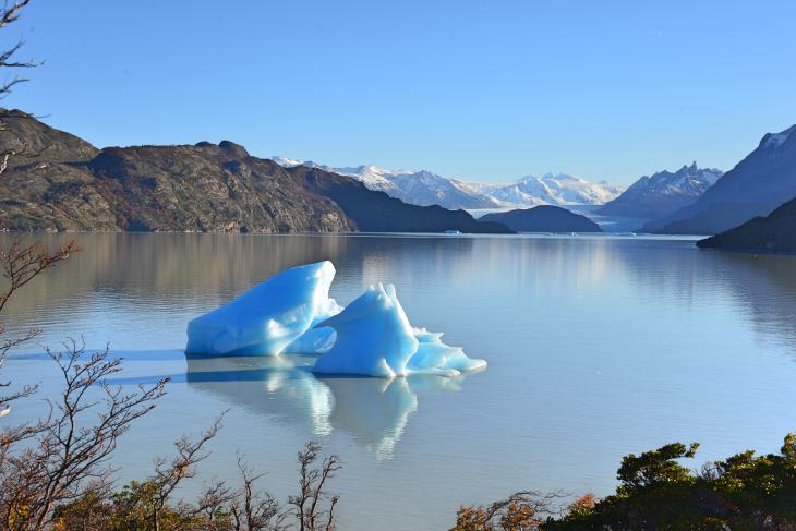 icebergs chile