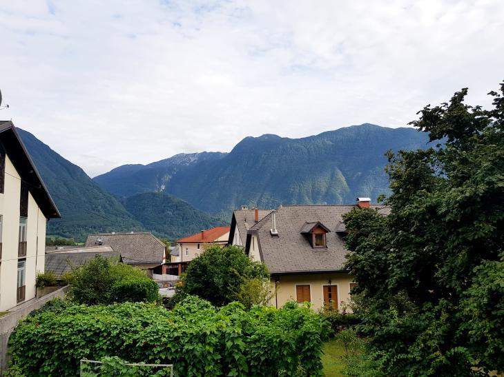 города в горах