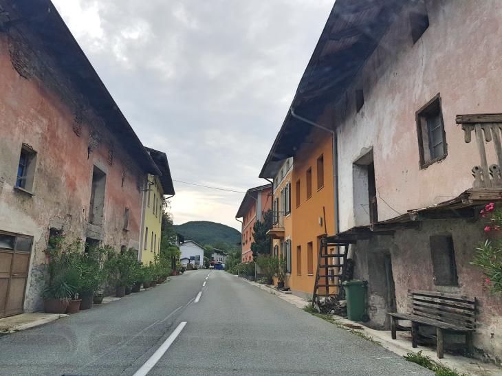 архитектура словения