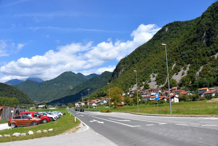 горы словения