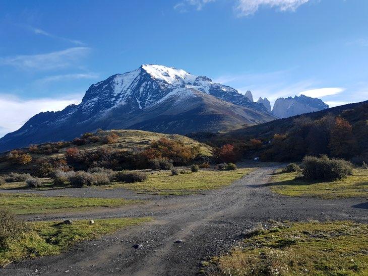 чилийская осень