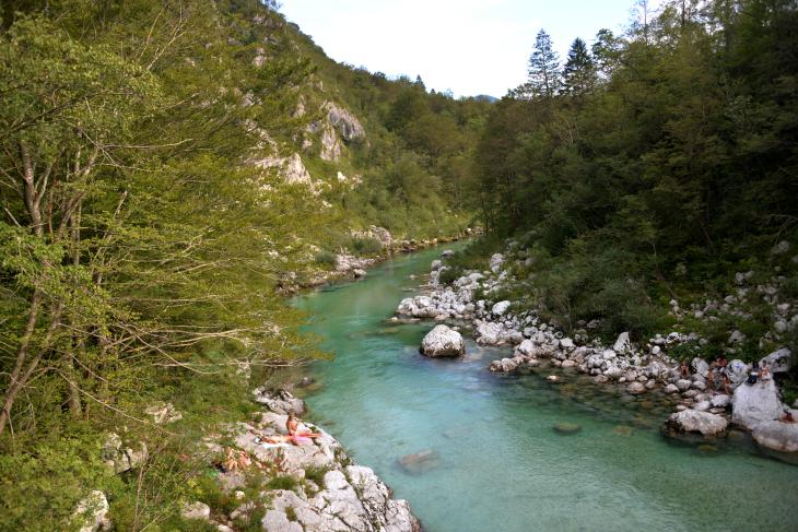 clear waters slovenia