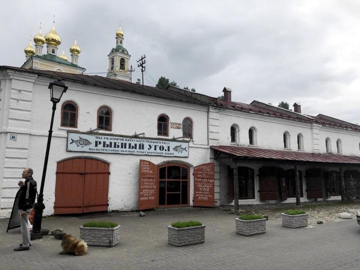 архитектура россия