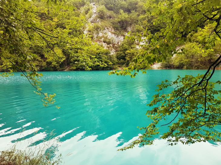 реки озера хорватия