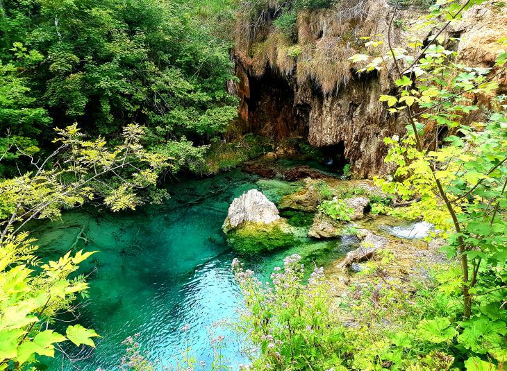 пещеры плитвицкие озера