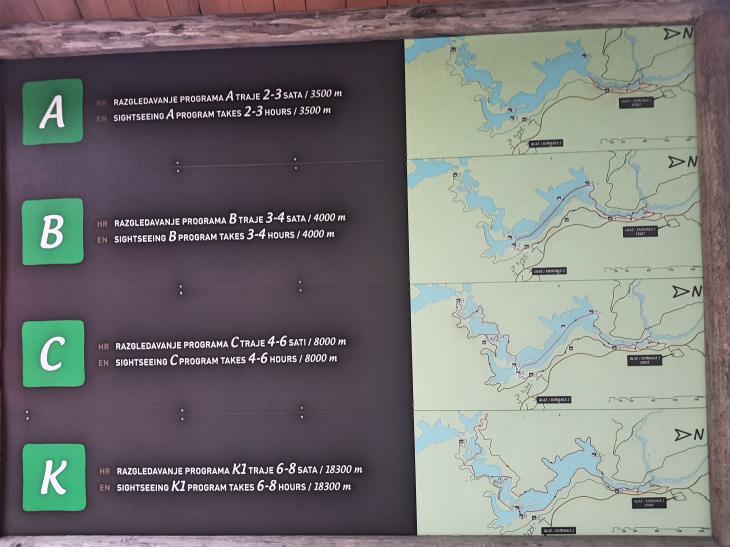 maps plitvice