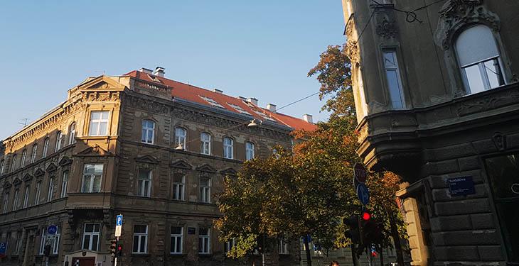 центр Загреба что посмотреть