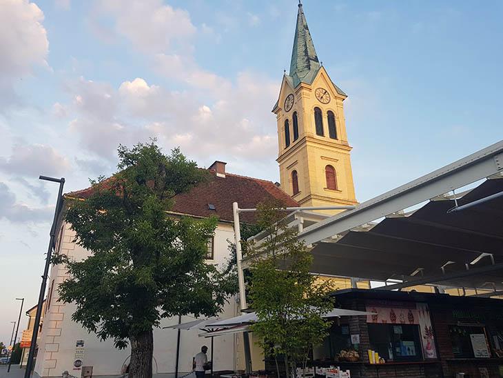 Центральная Словения что посетить