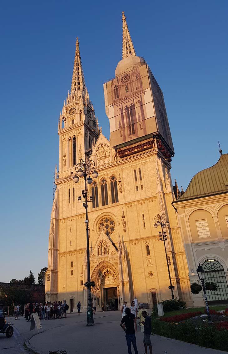 Что посмотреть в Загребе