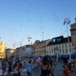 Загреб прогулки пешком