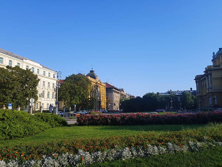Загреб интересные места
