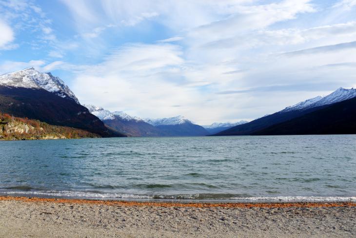 озера и реки ушуаи
