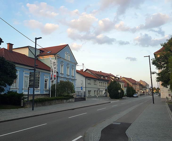 Выпить пива в Словении