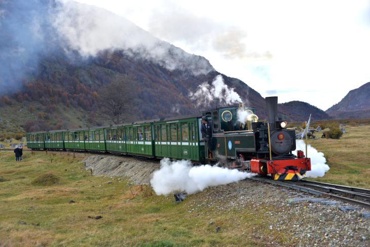 поезд конец света аргентиина