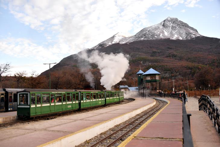 поезд конец света аргентина