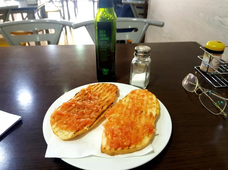 delicious food valencia