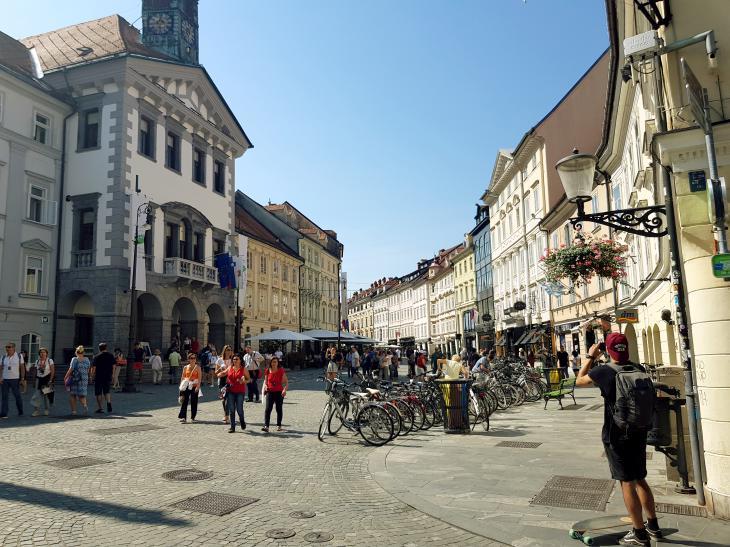 city tour ljubljana