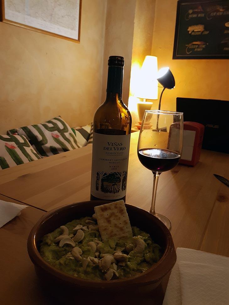 ужин по французски в испании