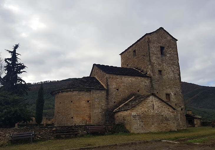 древние поселения в Испании