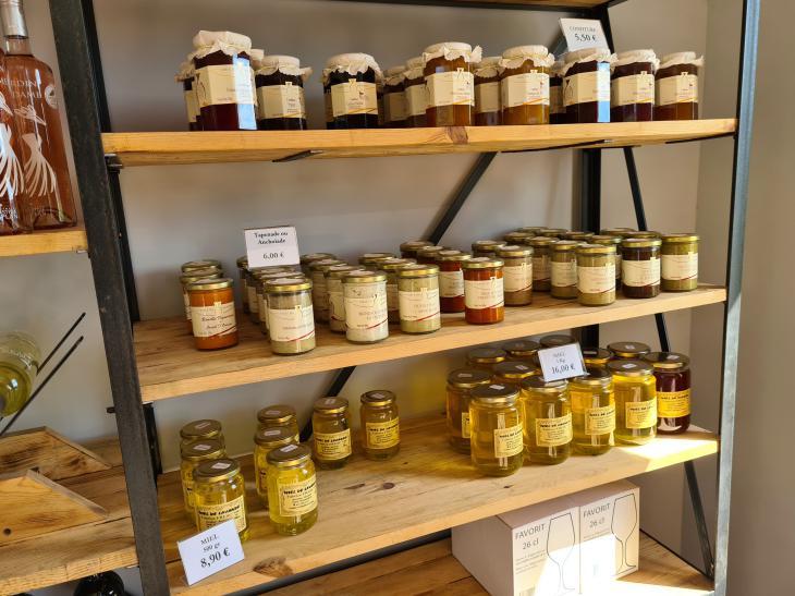 вкусный мед прованс