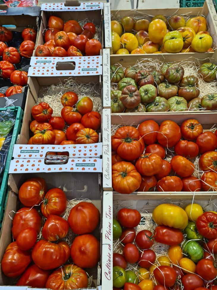 овощи франция