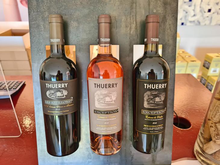 rose wine provence