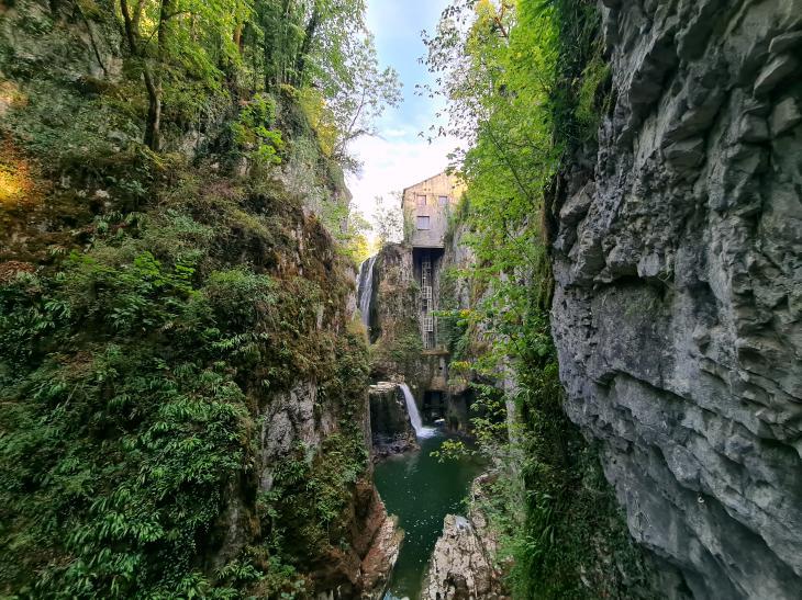 природа восточная франция