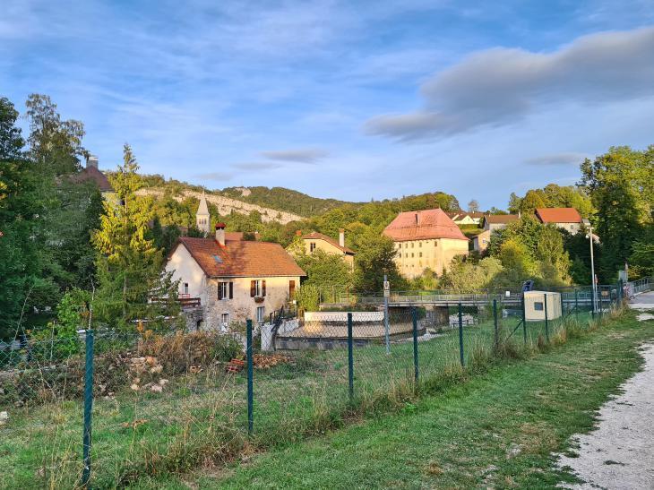 французские деревни