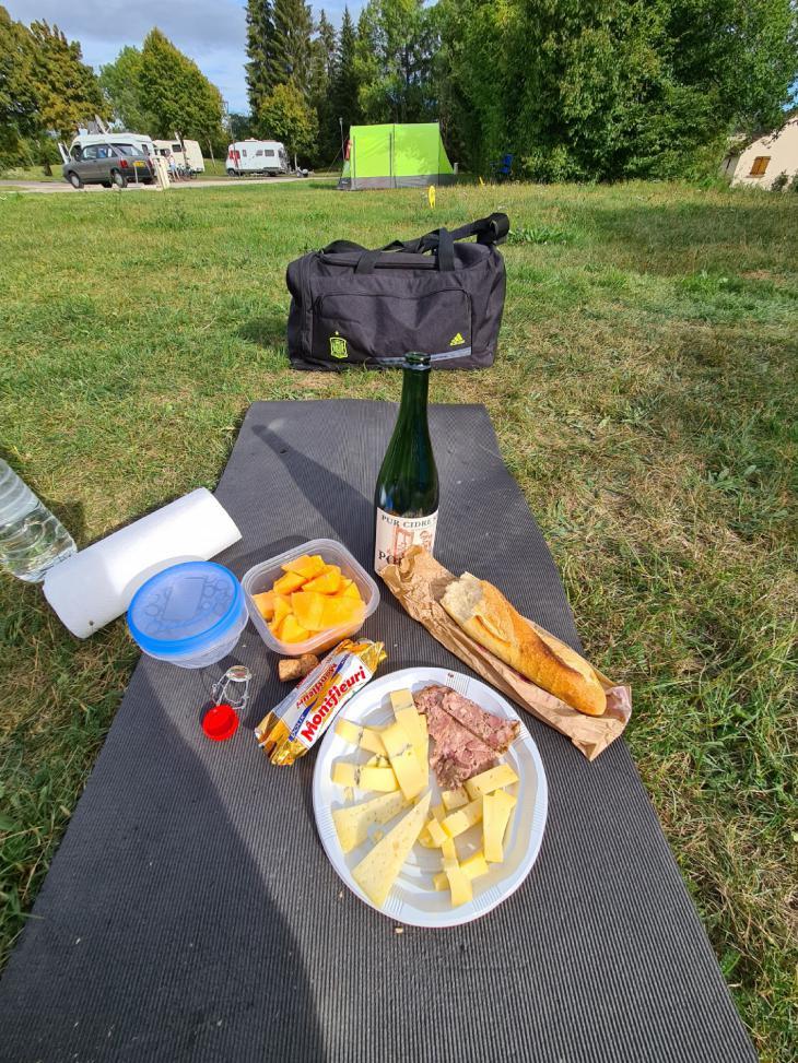пикник франция