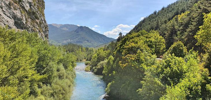 реки францции