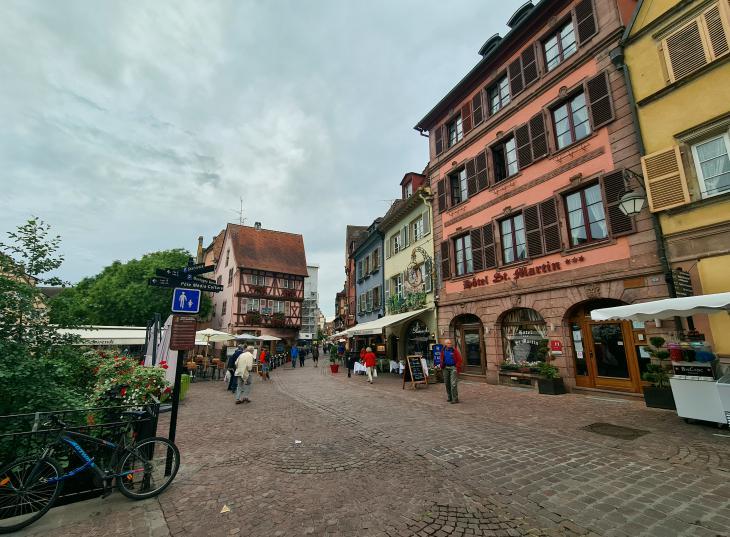 эльзаские деревни