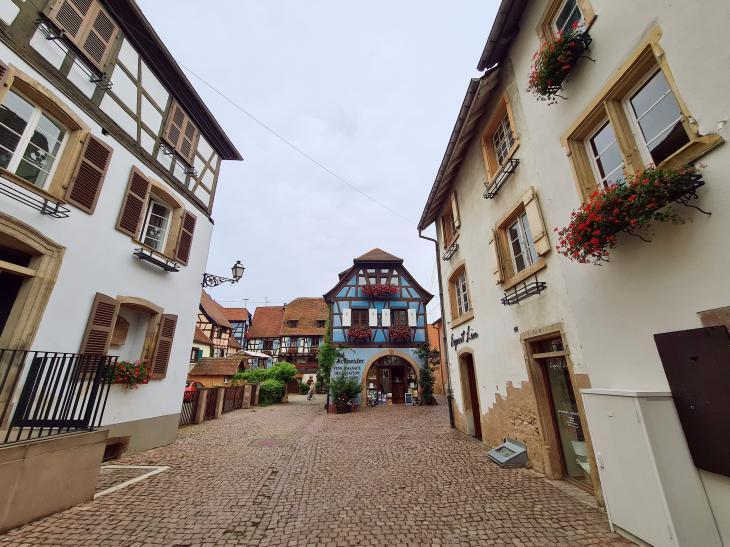 красивые французские деревни